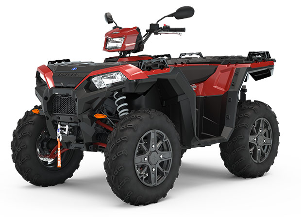 Sportsman XP 1000 Red